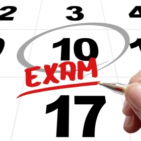 Extended exam period for Fall Semester 2019